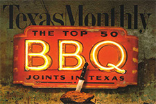 Cousins was named one of the 50 best BBQ restaurants by Texas Monthly magazine.